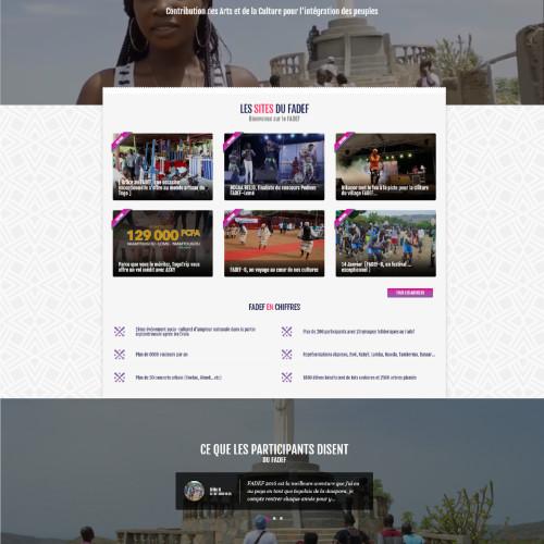 Fadef site